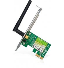 Wi-Fi адаптер TP-LINK TL-WN781ND 150Mbps Wireless PCI Express Adapter (TL-WN781ND)