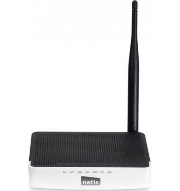 Wi-Fi маршрутизатор NETIS WF2411 150Mbps Wireless N Router (WF2411)