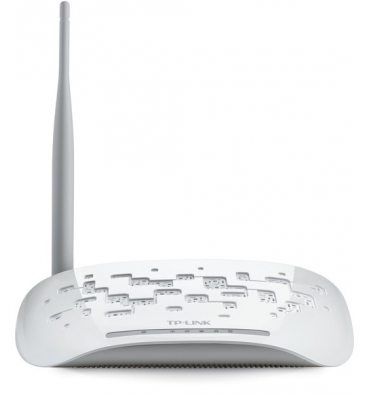 Wi-Fi маршрутизатор TP-LINK TD-W8151N 150M Wireless ADSL2 + Router (eXtended Range) (TD-W8151N)