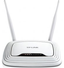 Wi-Fi маршрутизатор TP-LINK TL-WR843ND 300Mbps Wireless AP/Client Router (2-ant) (TL-WR843ND)