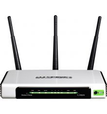 Wi-Fi маршрутизатор TP-LINK TL-WR940N 300M Wireless N router (3-Antenna) (TL-WR940N)