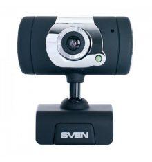 Веб-камера Sven IC-525 (IC-525 web black/silver)