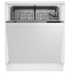 Вбудована посудомийна машина BEKO DIN 15212