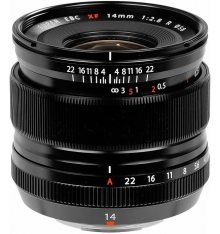 Об'єктив Fujifilm XF-14mm F2.8 R Black (16276481)