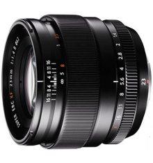 Объектив Fujifilm XF-23mm F1.4 R black (16405575)