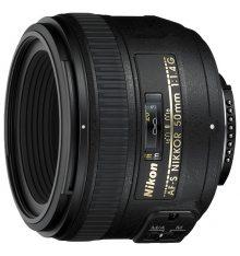 Об'єктив NIKON 50 mm f/1.4G AF-S NIKKOR