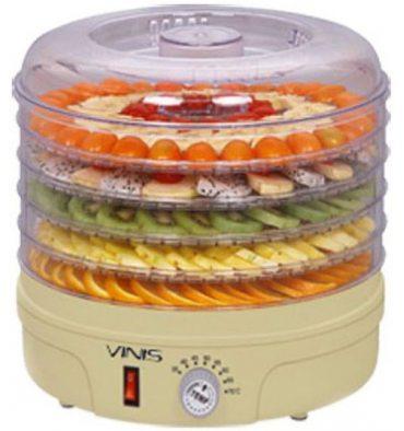 Сушарка для овочів і фруктів VINIS VFD-360 C