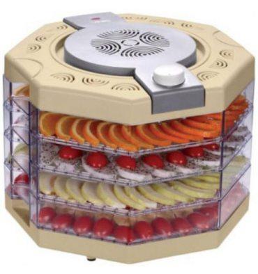 Сушарка для овочів і фруктів VINIS VFD-410C