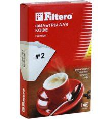 Фільтр для кавоварок FILTERO Premium №2