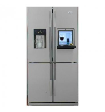 Холодильник BEKO GNE 134620 X