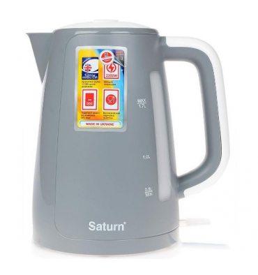 Електрочайник SATURN ST-EK8435 Grey