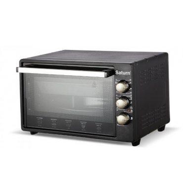 Електродуховка SATURN ST-EC1080 Black