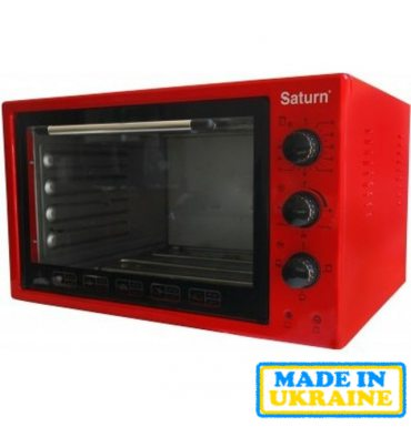 Електродуховка SATURN ST-EC3801 Red