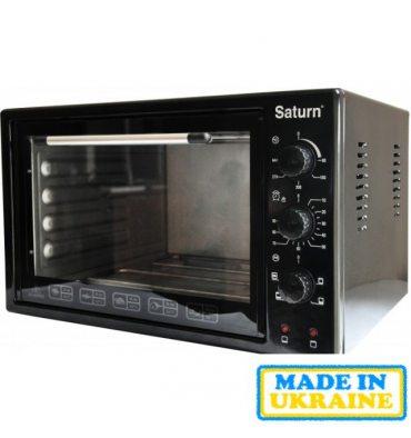 Електродуховка SATURN ST-EC3802 Black