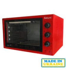 Електродуховка SATURN ST-EC3802 Red