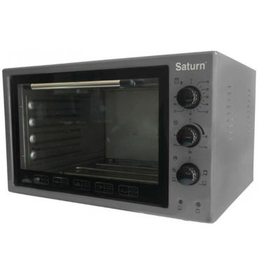Електродуховка SATURN ST-EC3802 Gray