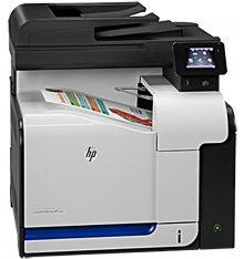 МФУ А4 кол. HP Color LJ Pro M570dw з Wi-Fi (CZ272A)