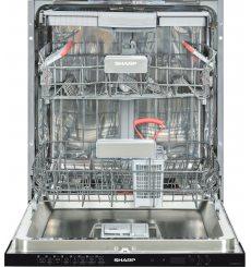Вбудовуєма посудомийна машина SHARP QW-GD52I472X-UA