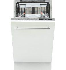 Вбудовуєма посудомийна машина SHARP QW-S41I472X-UA