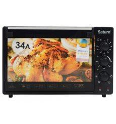 Електродуховка SATURN ST-EC3402 Black