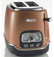 Тостер ARIETE 0158 copper з решіткою