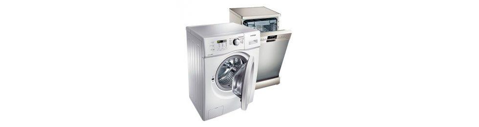 Пральні та посудомийні машини