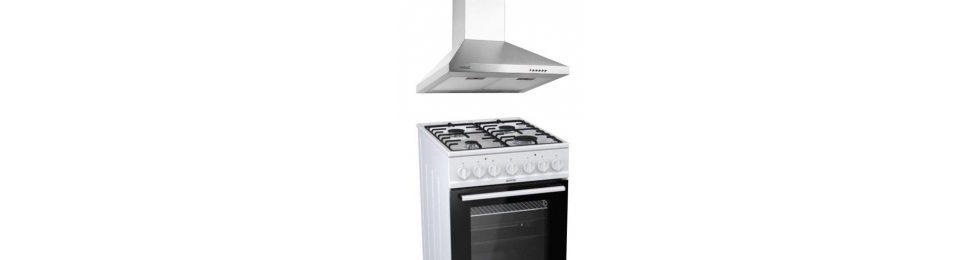 Кухонні плити і витяжки