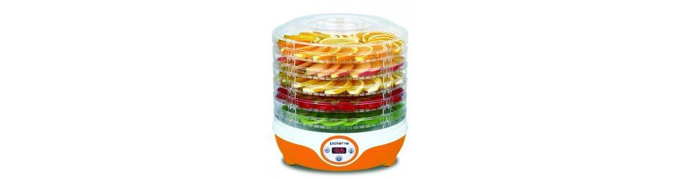 Сушарки для овочів і фруктів