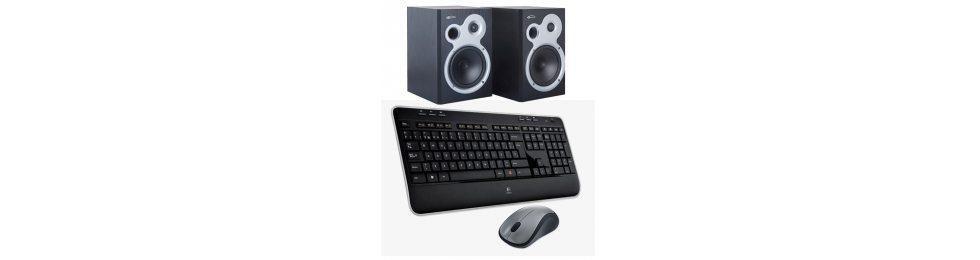 Аксесуари для комп'ютерів і ноутбуків
